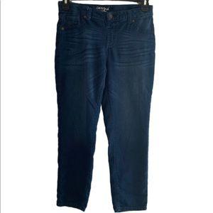 5/$20 Cat & Jack 16 Super Skinny Jeans Blue Girls